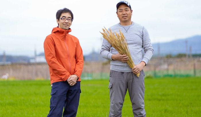 第2走者が見えるもの。三重・桑名もち小麦「保田商店」保田与志彦