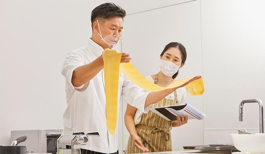 茨城の夏を愉しむ オンライン料理教室